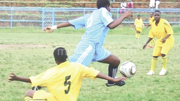 K15m for women football