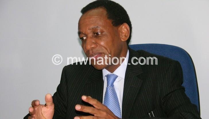 Thom Mpinganjira