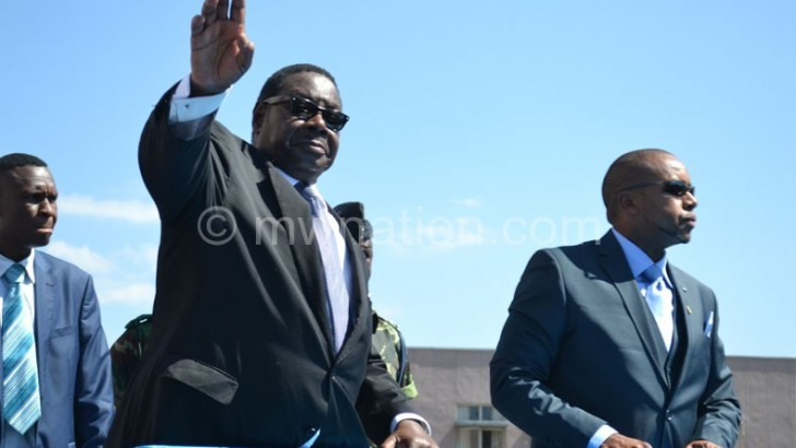 Morocco, Nigeria, Namibia congratulate Mutharika
