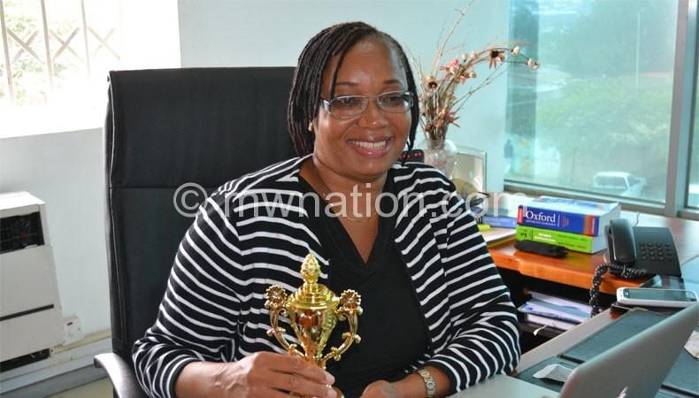 NPL chief executive officer Mbumba Banda