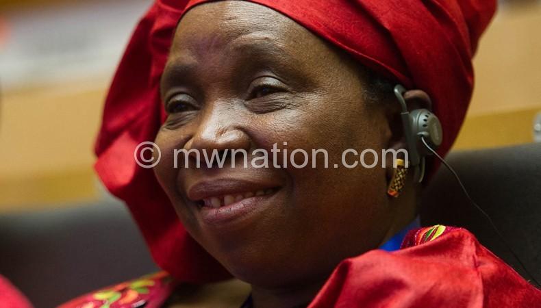 Dlamini-Zuma: Preserve peace