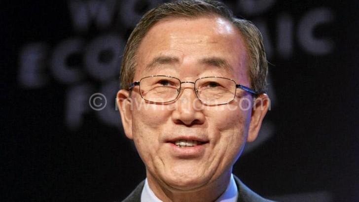 UN Chief calls for calm