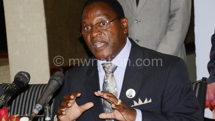 Probe DPP graft too—Chakwera