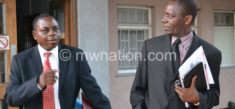 Representing Ntata in the case: Kaliwo