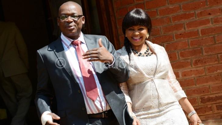 Kalonga pleads not guilty in Cashgate case