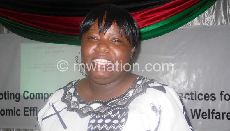 Malonda: We want to identify competition problem