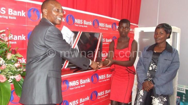 14-year-old wins NBS Bank promo in Mzuzu