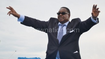 Treason case against Mutharika, others discontinued