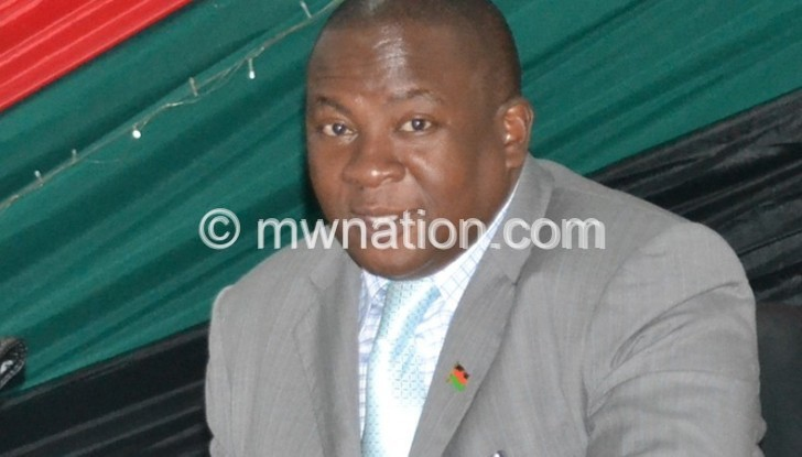 Kalonga: The conditions were approved by Parliament