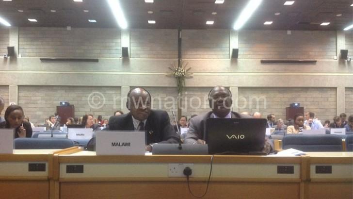 Malawi attends first-ever UNEA meet