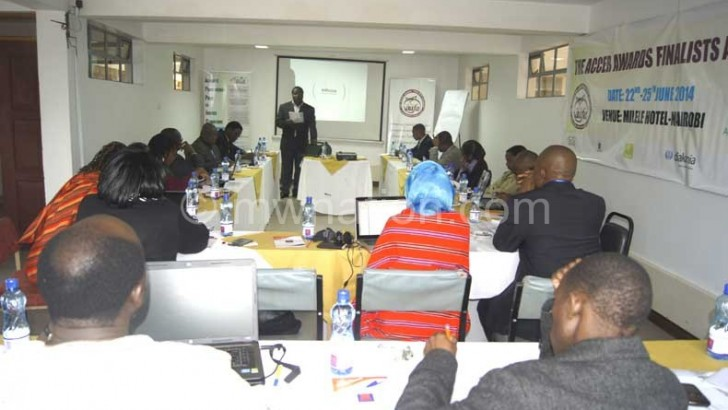 Pacja launches climate change academy