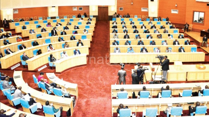 Parliament adjourns