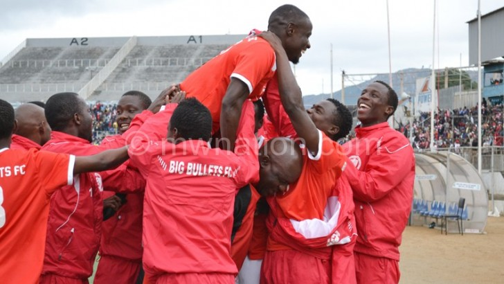 Big Bullets threaten not to travel to Lilongwe