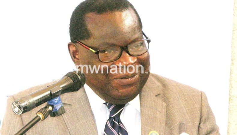 Can now afford a smile: Gondwe