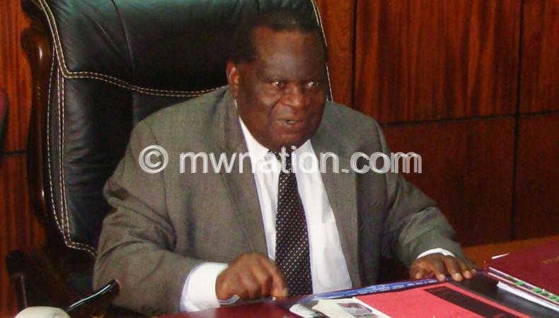 Gondwe:  Malawians should expect a normal budget