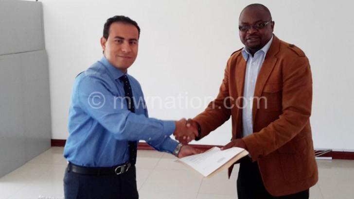 Malawi media petition Egyptian embassy