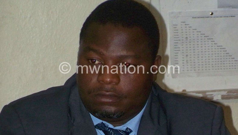 Nankhumwa: The nation will be informed