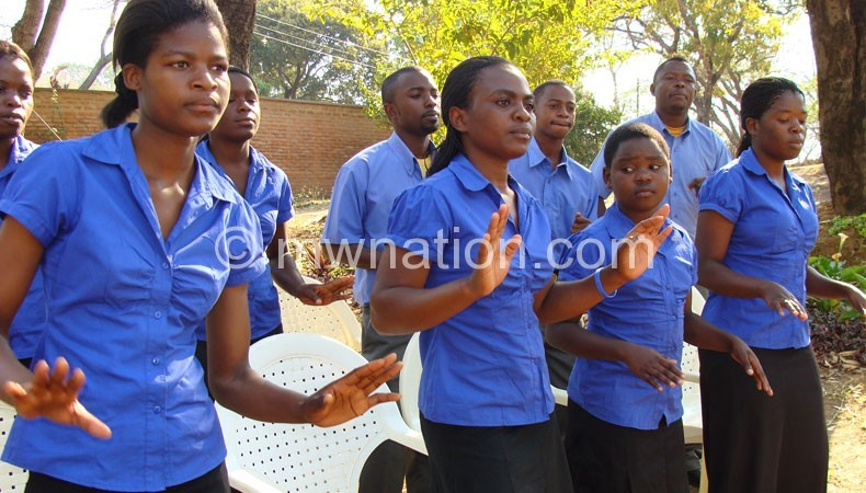 ndirande anglican voices | The Nation Online