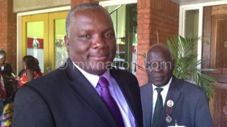 CoP appointment awaits Mutharika