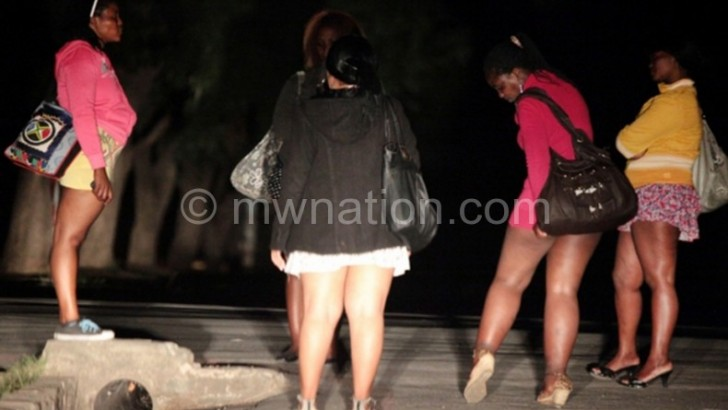 Mutag, Pamthunzi Arts in joint play about sex workers