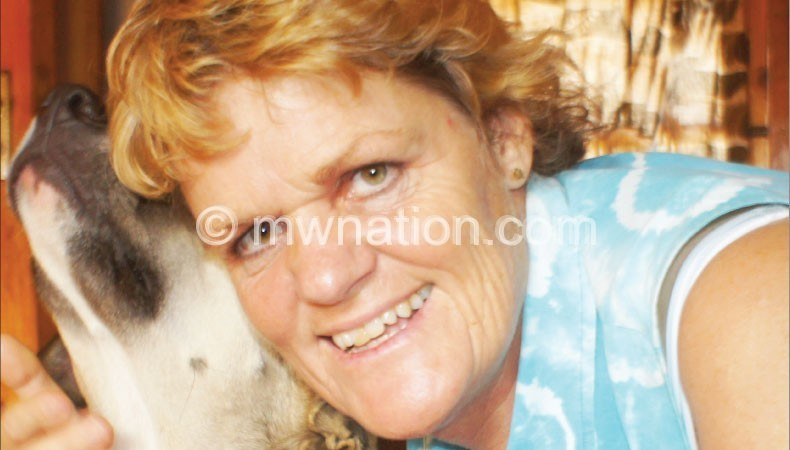 Jacqueline Kouwenhoven is Member of Parliament MP for Rumphi West. | The Nation Online