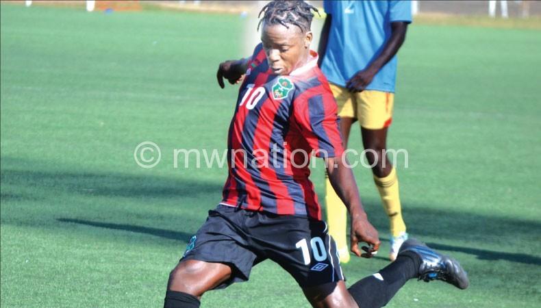 Kamwendo on national duty