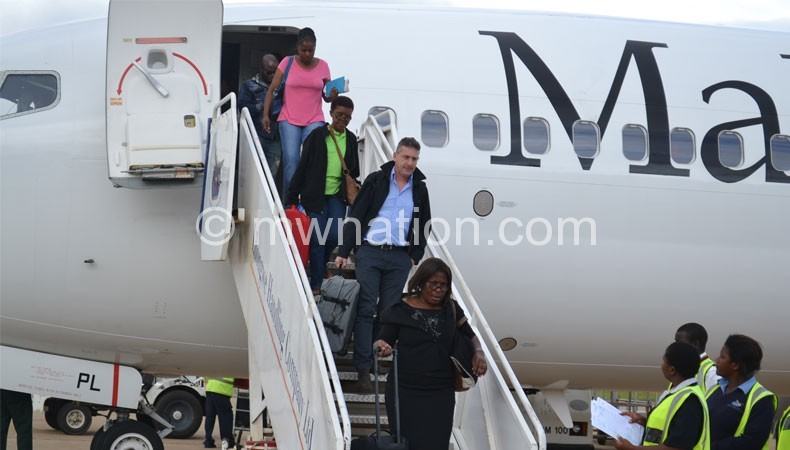 Malawian airlines | The Nation Online