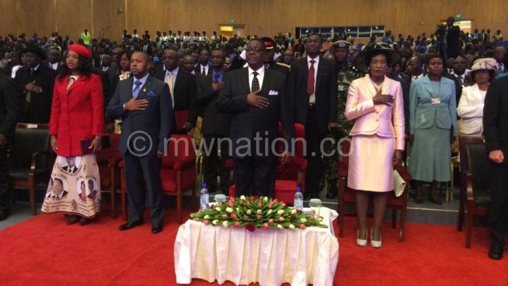 Malawi@50: Independence celebration begins with prayers