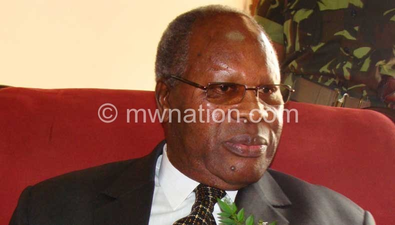 Muluzi: This is a great honor