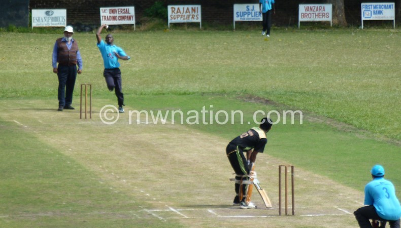 Indigenous Malawians perfect skills in cricket
