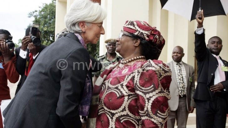 Aid and economic independence for Malawi
