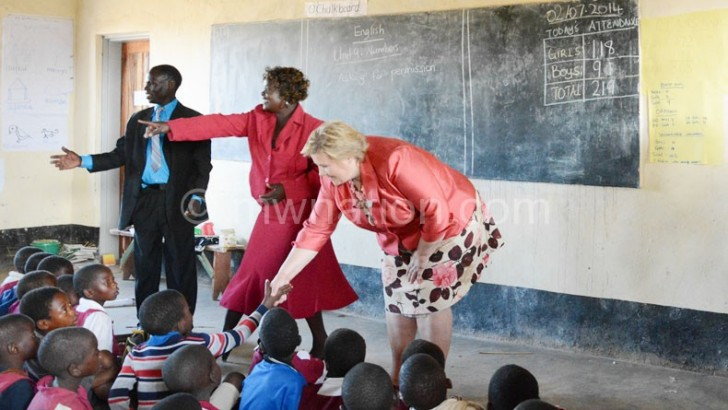 UN, Norway to support girls' education in Malawi