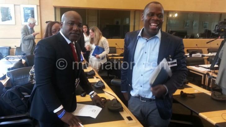 Malawi CSOs raise rights concerns at UN