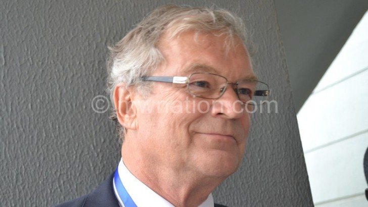 Nowergian diplomat cautions Malawion development