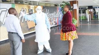 Ebola alert: travelers under surveillance