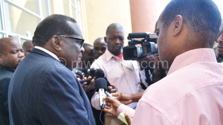 MALAWI MEDIA AT 50: ACHIEVEMENTS AND CHALLENGES