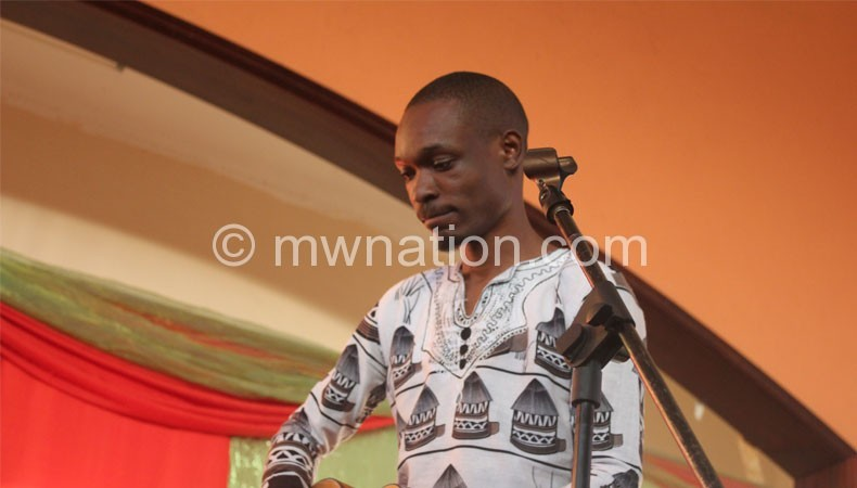 Lawi becomes the first Malawian to be nominated for the Africa Music Awards