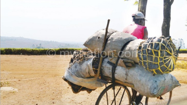Tales of charcoal traders