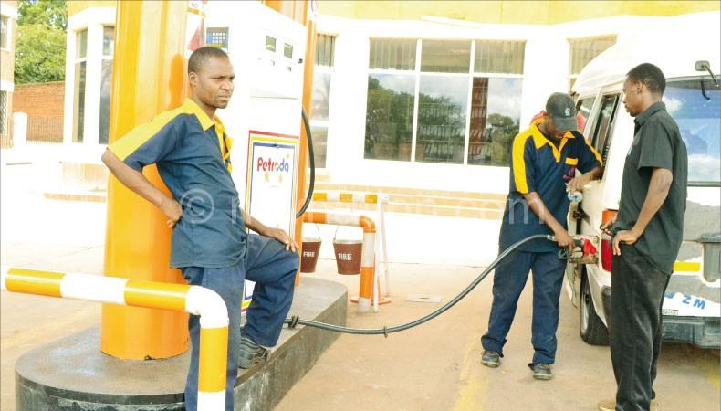 Mera warns black market fuel dealers