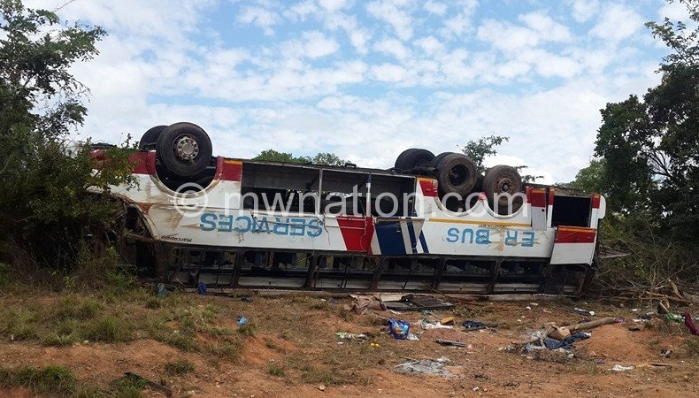 Insurance companies pay heavily to compensate victims of road accidents