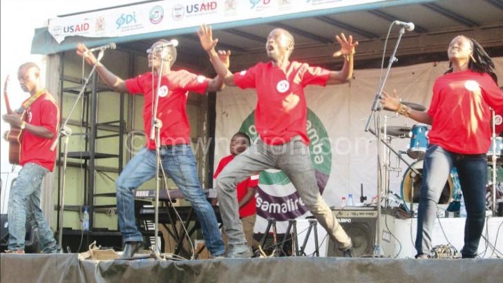 Lusubilo Band head to South Korea October