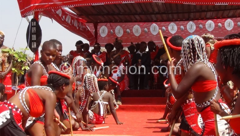 masekongoni at umlhangano | The Nation Online