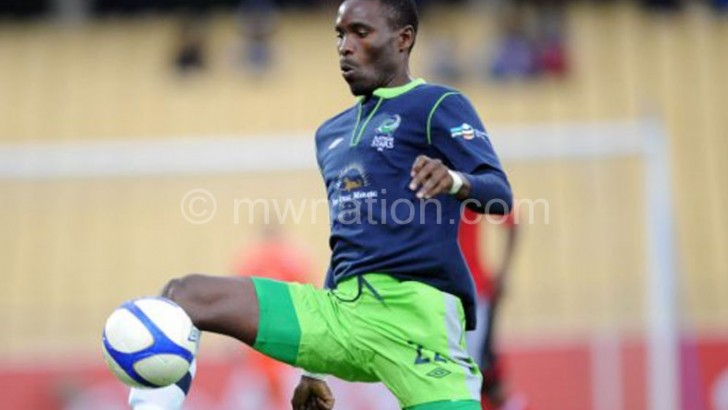 SuperSport bid for Ng'ambi rejected
