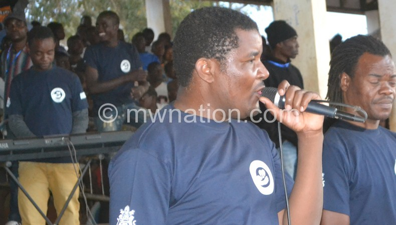 Skeffa Chimoto: I have not done a radio interview in the past 10 months