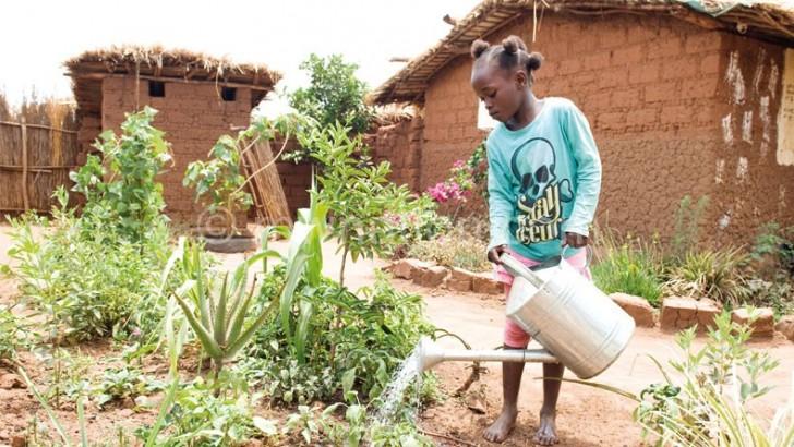Food crisis hits Dzaleka
