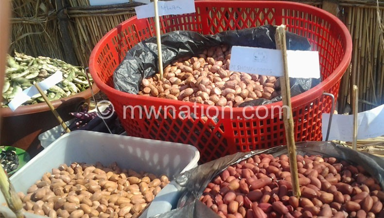 Groundnuts is particularly prone to aflatoxin if it is not handled properly