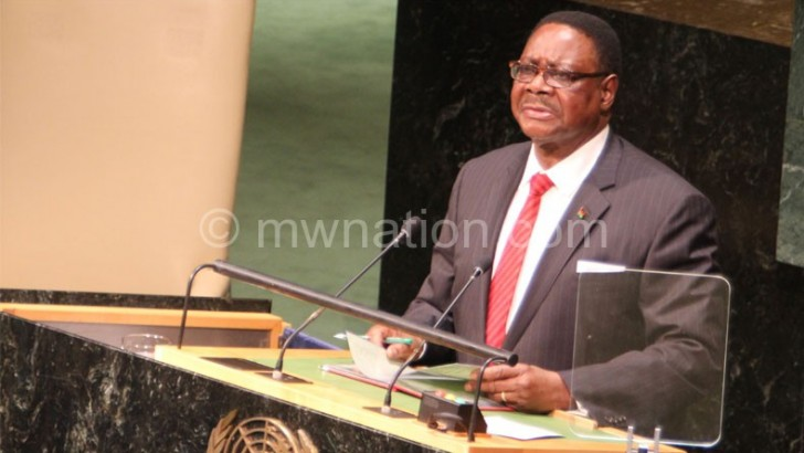 Political leaders wish Malawians a Merry Christmas