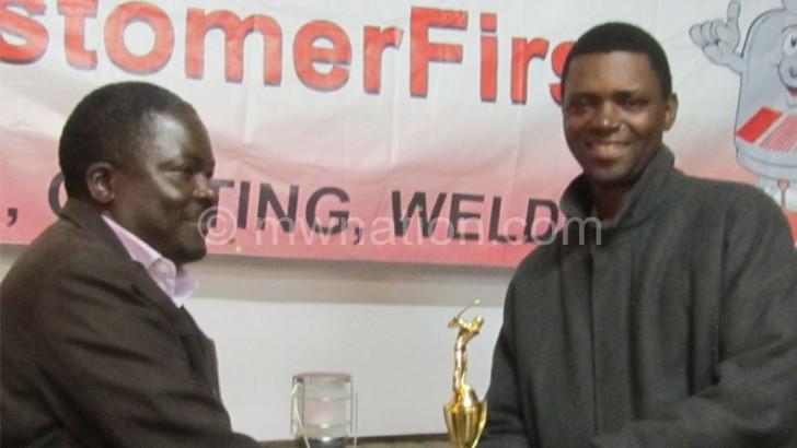Mwakhwawa, Wheelwright defend NBS Bank golf titles