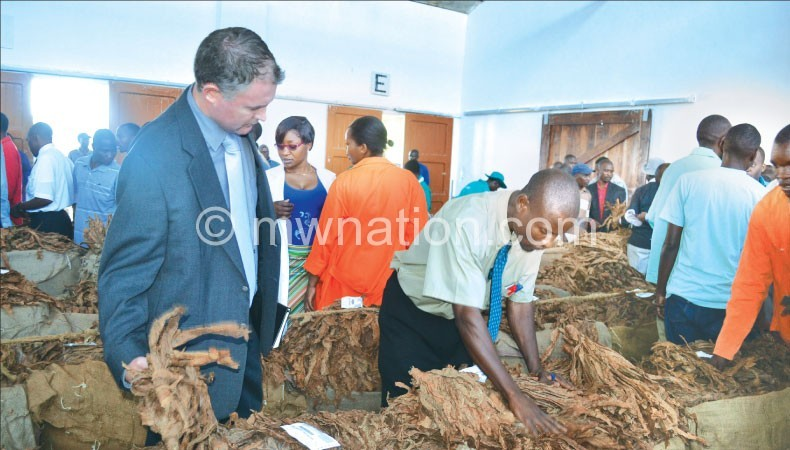 E-cigarattes are a threat to Malawi's tobacco industry