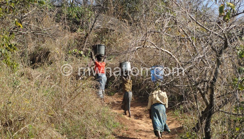 The plan intends to address water woes